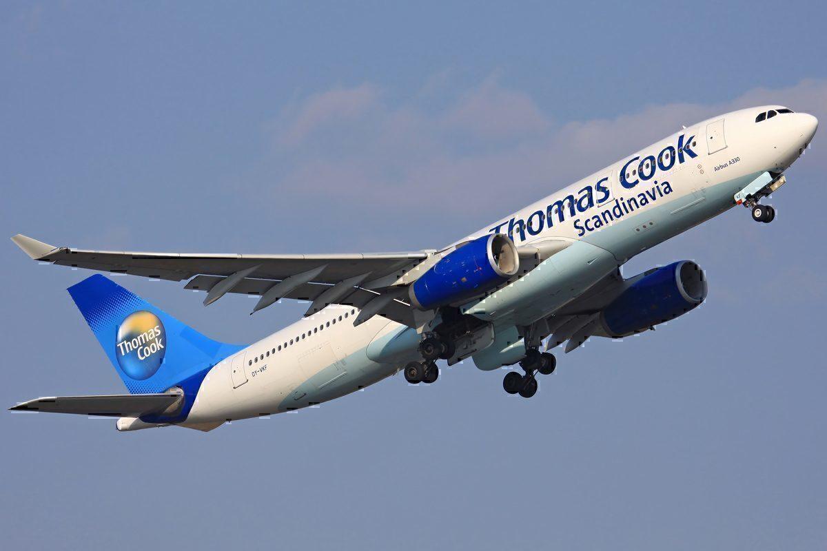 Thomas Cook Scandinavia A330-243