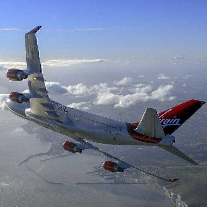 Virgin 747