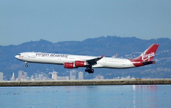 Virgin A340