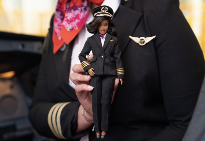 Virgin Barbie pilot