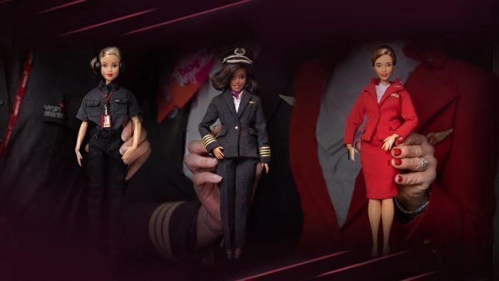 Virgin Barbie