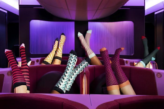 Virgin socks