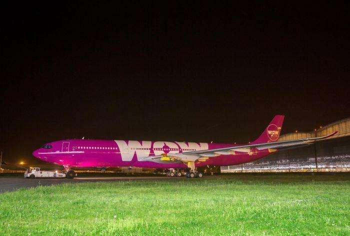 WOW Air A330neo