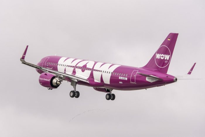 WOW A320neo