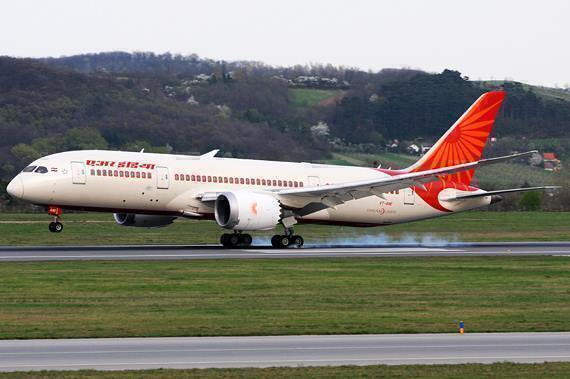 air-india-landing