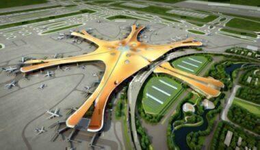 Beijing Daxing, New Beijing Airport, Daxing Airport Opens