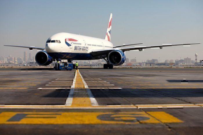 British Airways executive club