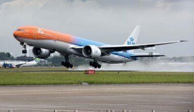 KLM, Boeing 777-300, Boeing Order