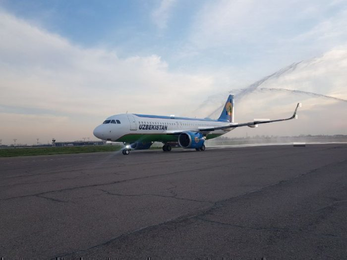 Four Years After Leaving Kyiv Uzbekistan Airways Is Back