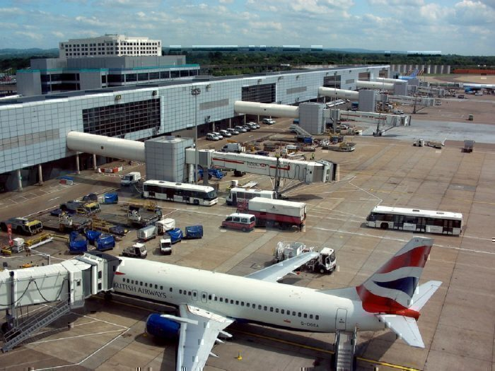 Gatwick airport north terminal