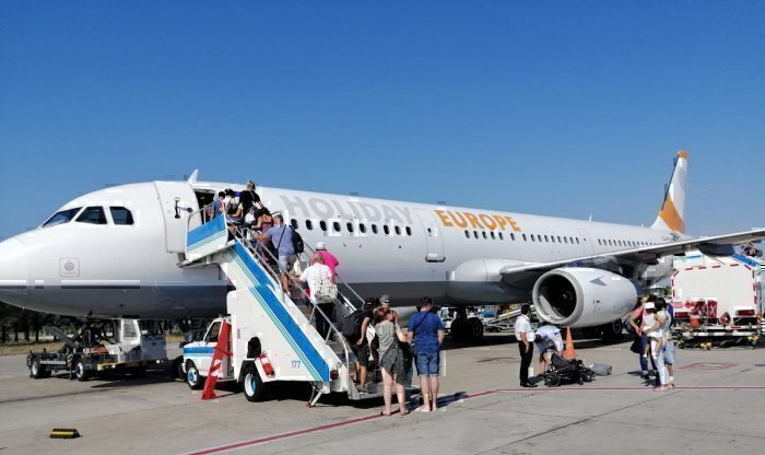 Airline Startup Of The Week: Bulgaria's Holiday Europe