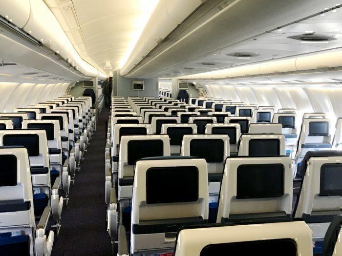 A330 Economy
