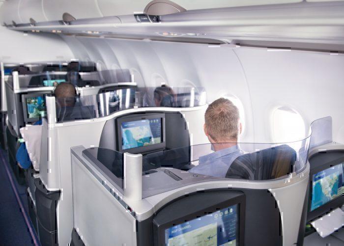 JetBlue Mint class
