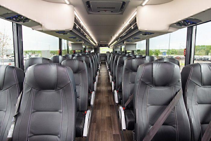 landline airport bus