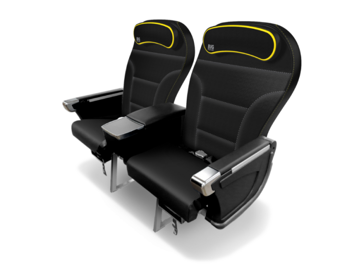 Spirit Airlines To Introduce New Seats On Board Some Aircraft