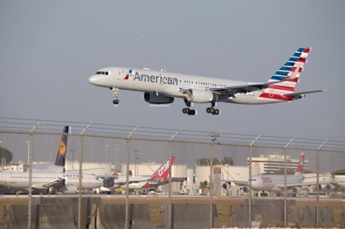 How An American Airlines Flight Was Delayed For Three Days