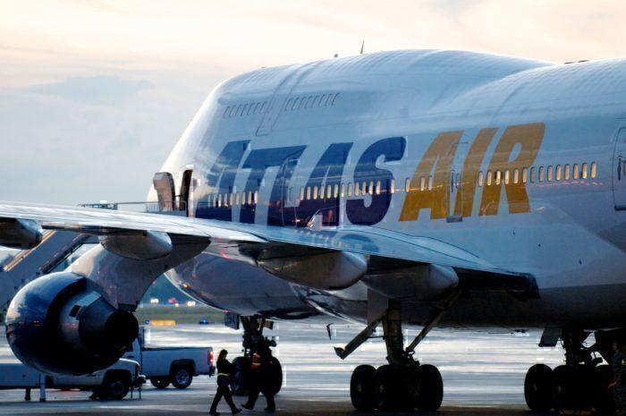Atlas Air, Shannon, Thomas Cook Rescue