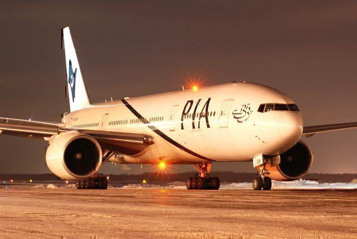 PIA Boeing 777 Suffers Engine Shutdown In Flight During Climb