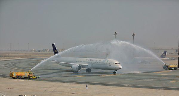 SAUDIA 787-10 Dreamliner