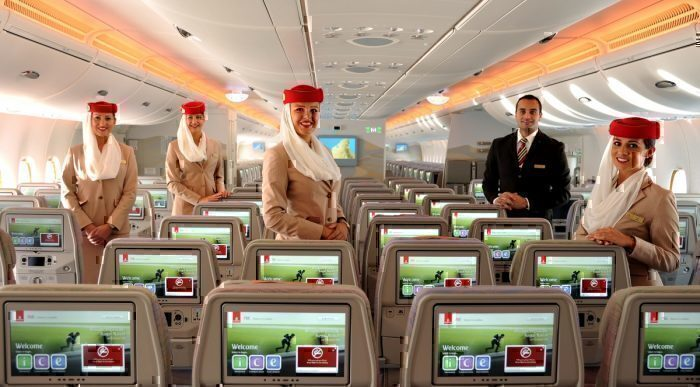 Emirates To Become First Airline Operating The Airbus A380 To Egypt