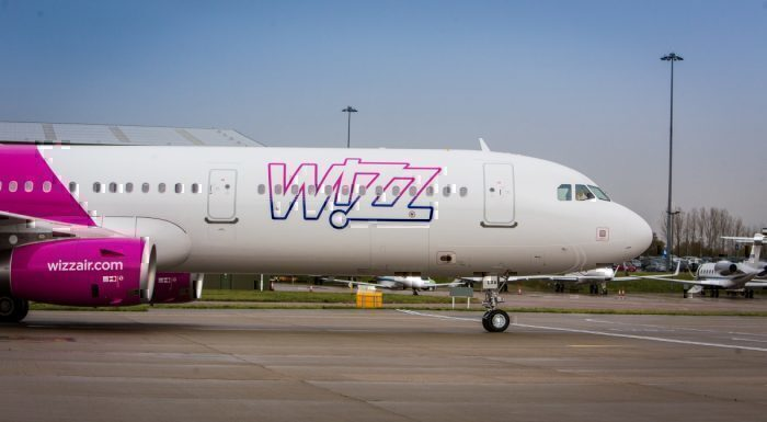 Eastern Europe Wizz Air