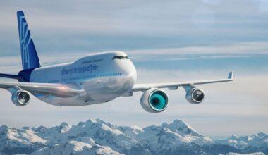 Rolls Royce, Qantas, Boeing 747