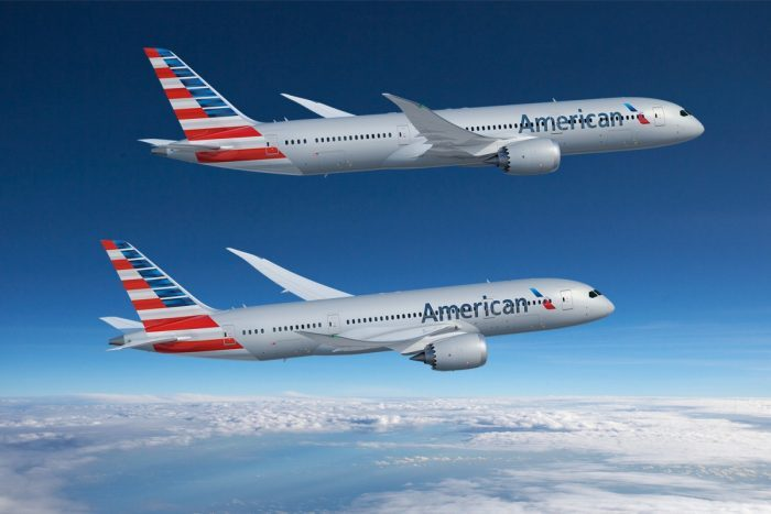 American 787s