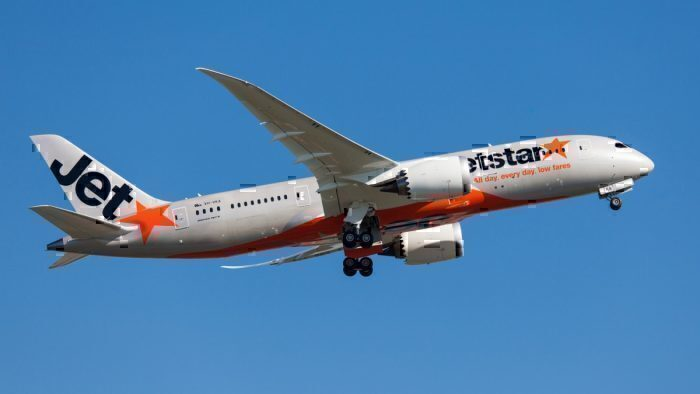 Jetstar cancels 10pc of January domestic flights as wage dispute intensifies
