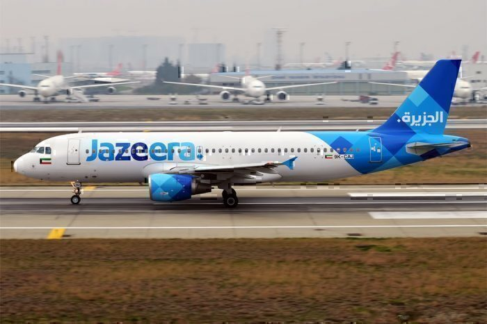 1024px-Jazeera_Airways_9K-CAJ_Airbus_A320-214_39243847214-700x467
