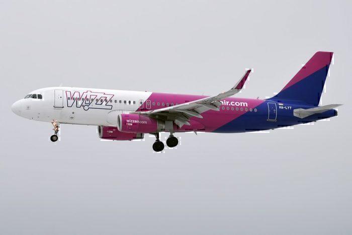 Wizz Air Airbus A320-232