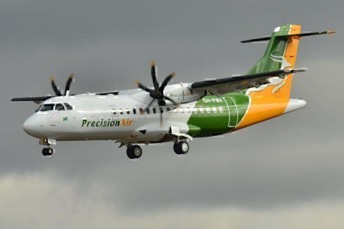 An ATR 42