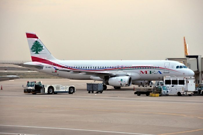Middle Eastern Airlines A320