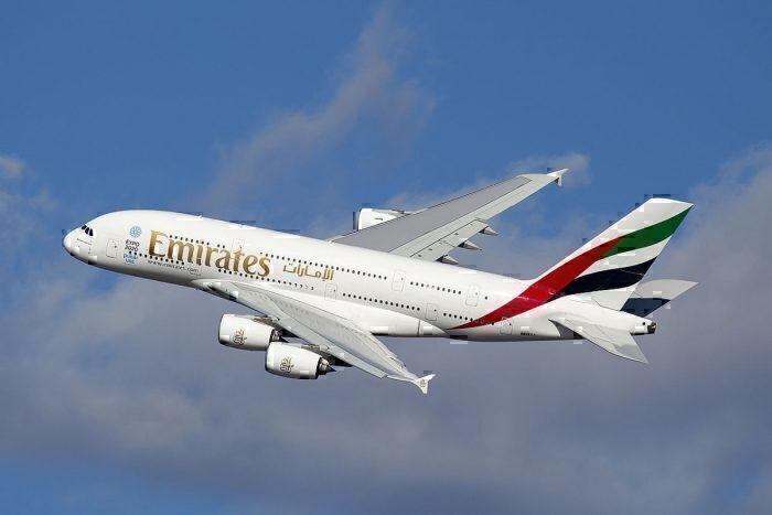 Emirates Airlines B777