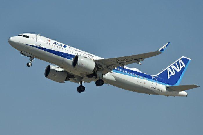 A320 aircraft