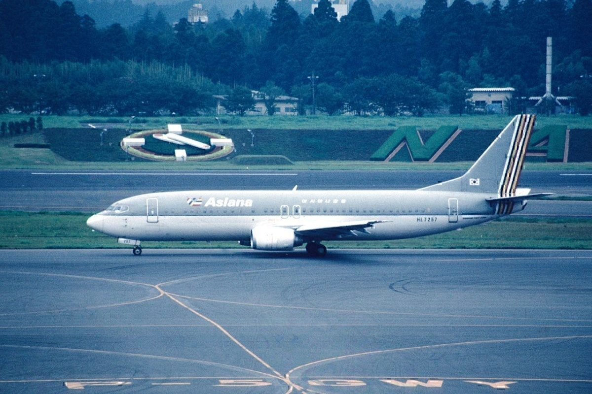 What Happened To Asiana Airlines' Boeing 737 Aircraft?