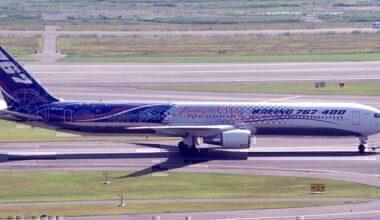 Boeing 767-400ER