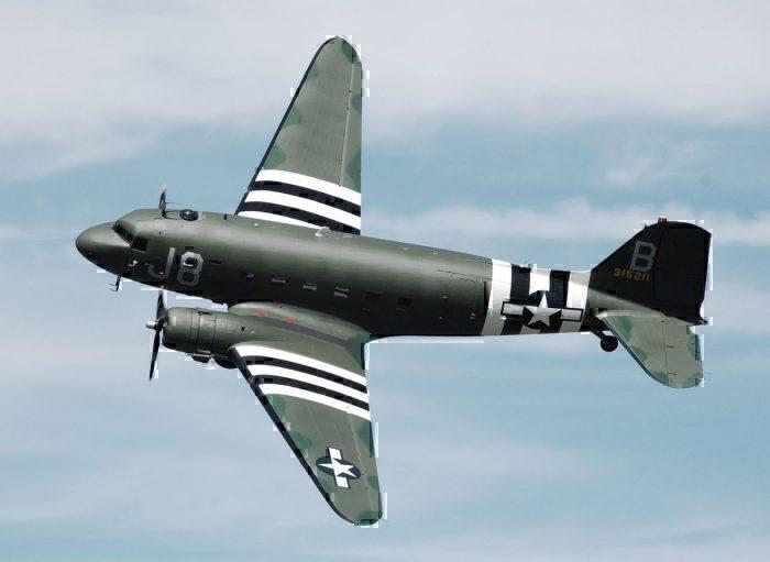 A C-47 Skytrain