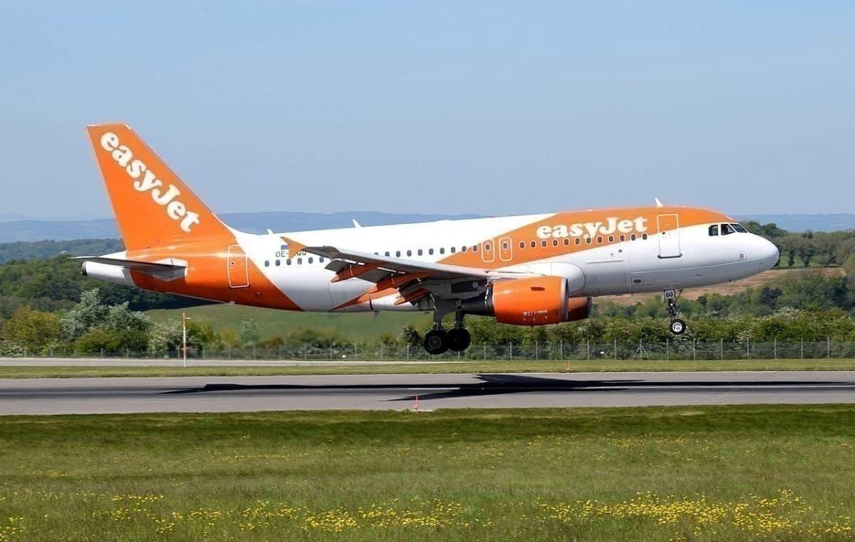 EasyJet Europe Airbus A319-100