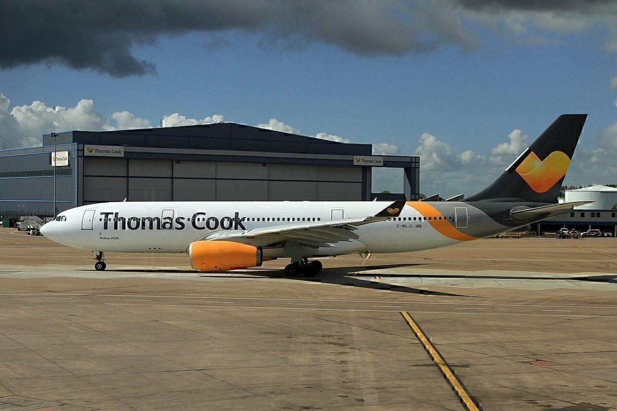 A330-243 Thomas Cook