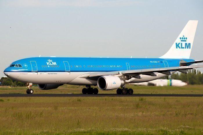 KLM A330-200