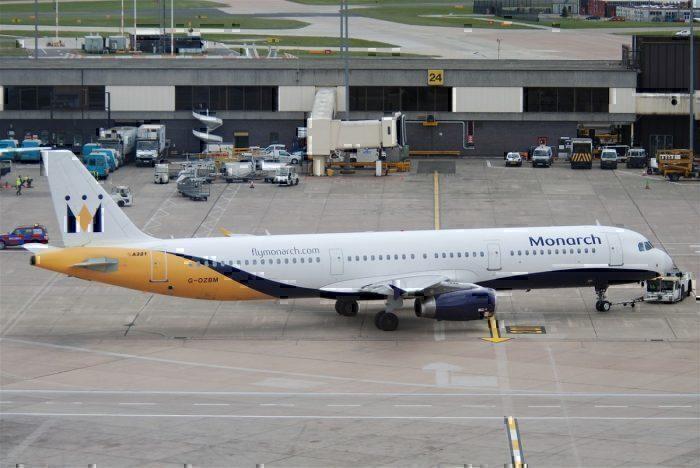 Monarch Airways