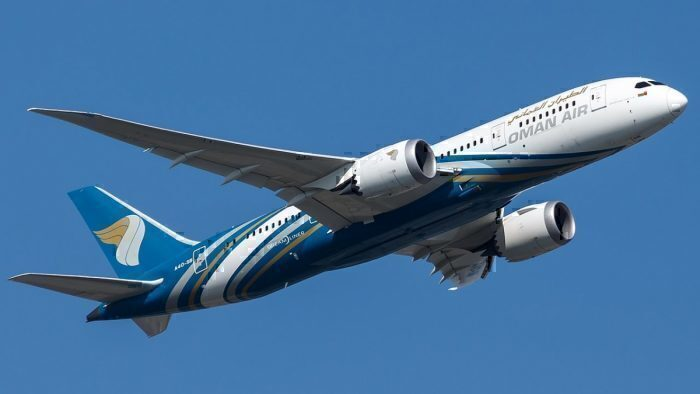 Oman Airlines 787