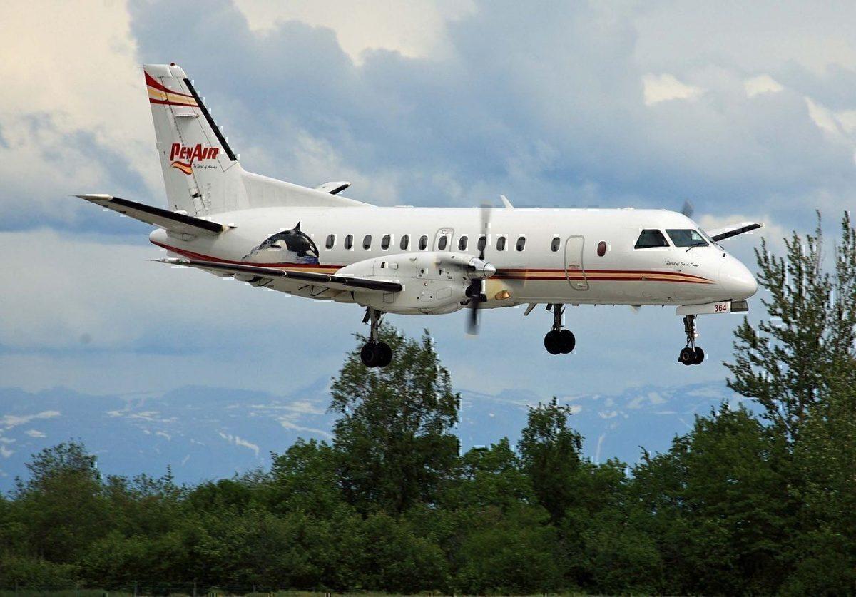 PenAir plane