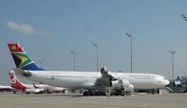 African Airways Airbus A340-200