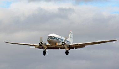 A Douglas DC-3