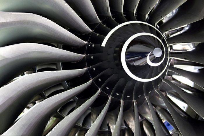 The Rolls Royce Trent XWB