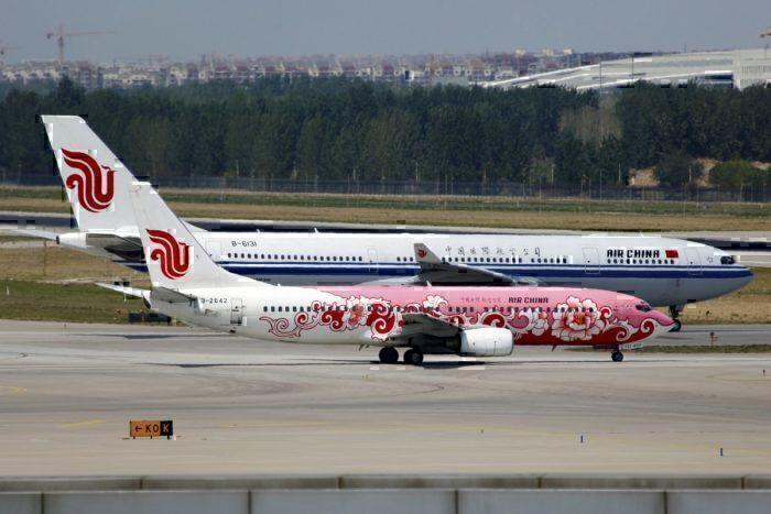 As três principais companhias aéreas da China são estatais. Foto: byeangel via Flickr