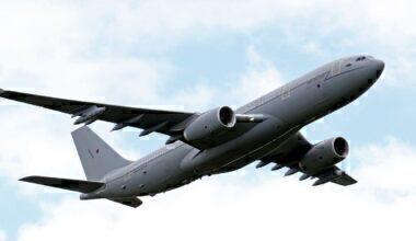RAF A330 Voyager