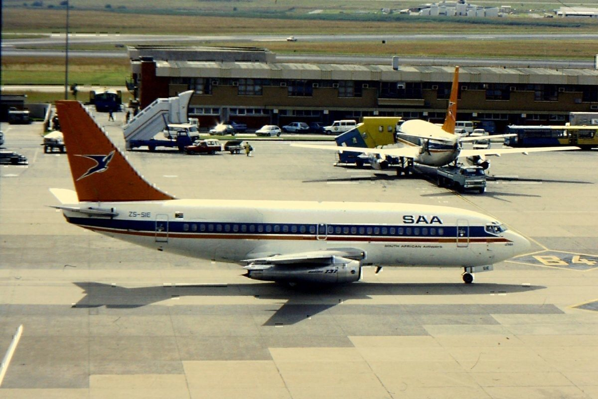 What Happened To South African Airways' Boeing 737 Aircraft?