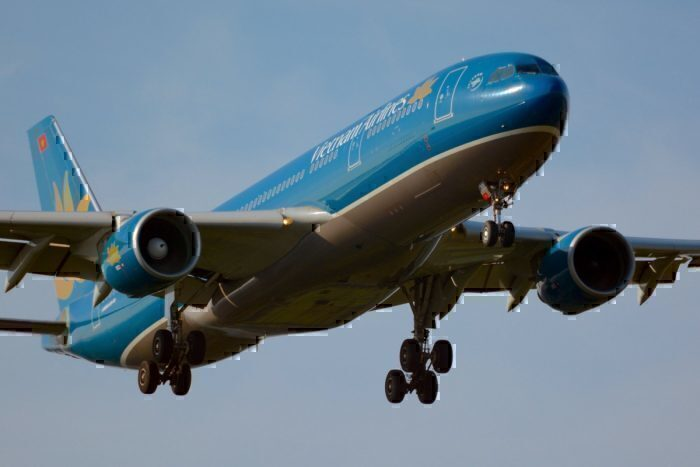 A Vietnam Airlines Airbus A330